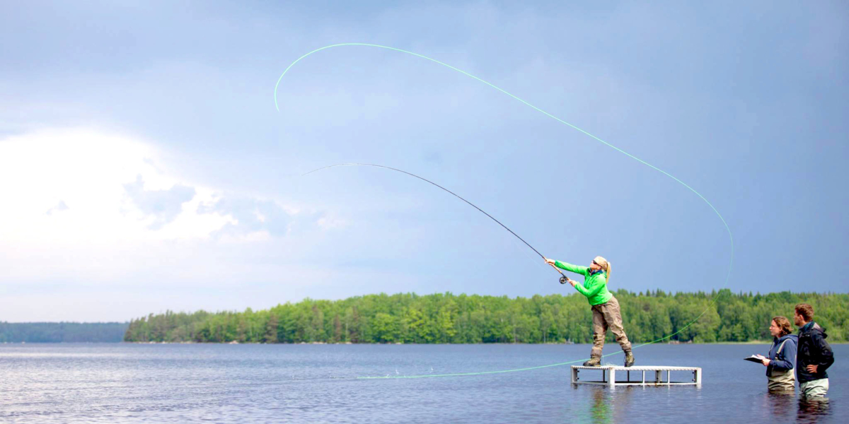 World Championships in Fly Casting 2020