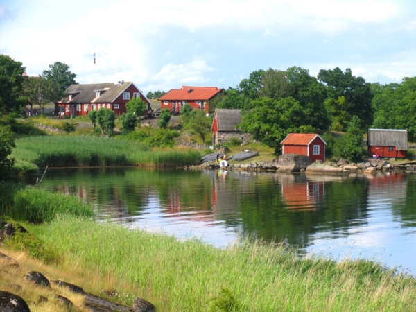 Cottages at Tjärö